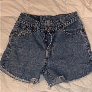 Levi's shorts NWT
